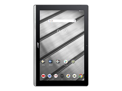 "Acer ICONIA ONE 10 B3-A50FHD-K3NS - Tablette - Android 8.1 (Oreo) - 16 Go eMMC - 10.1"" IPS (1920 x 1200) - hôte USB - Logement microSD - noir, argent"