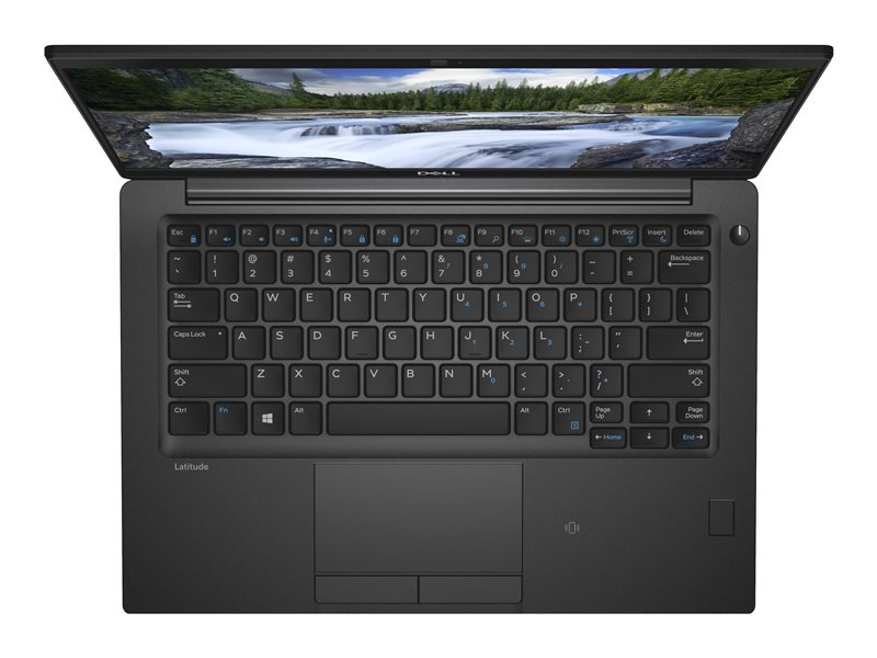 "Dell Latitude 7390 2-in-1 - 13.3"" - Core i7 8650U - 16 Go RAM - 512 Go SSD"