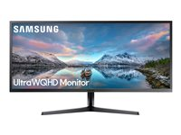 Samsung S34J550WQN SJ55W Series LED monitor 34INCH (34.1INCH viewable)