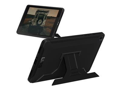 UAG Rugged Case for Samsung Galaxy Tab A 8.0 (2019) (SM-T290) Scout Black