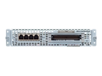 Cisco High-Density Analog Voice Service Module SM-X-24FXS/4FXO - Expansion module - FXS x 24 + FXO x 4 - for Cisco 4451, 4451-X; Integrated Services Router 4331, 4351