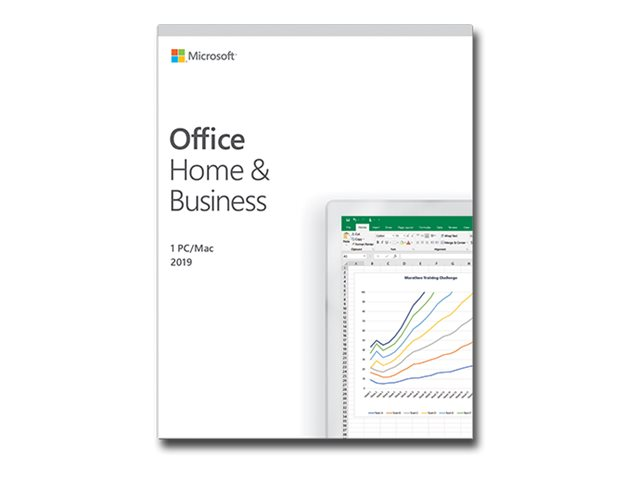 Image of Microsoft Office Home and Business 2019 - box pack - 1 PC/Mac