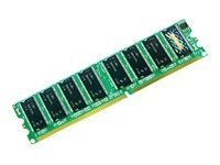 Transcend DDR 512 MB DIMM 184-pin 400 MHz / PC3200 CL3 2.6 V unbuffered non
