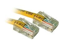 C2G patch cable - 1.5 m - yellow