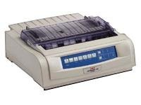 OKI Microline 490 Printer monochrome dot-matrix  240 x 216 dpi 24 pin