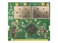 MikroTik RouterBOARD R52HnD - Adaptador de red - mini PCI