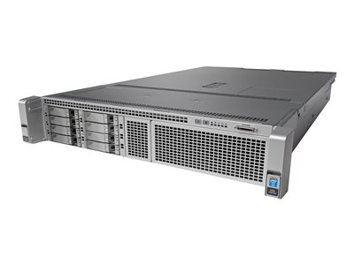 Cisco UCS Smart Play 8 C240 M4 SFF Performance Plus Server rack-mountable 2U 2-way