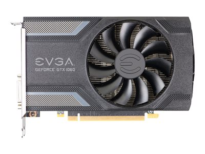 EVGA GeForce GTX 1060 SC Gaming - graphics card - GF GTX 1060 - 3 GB