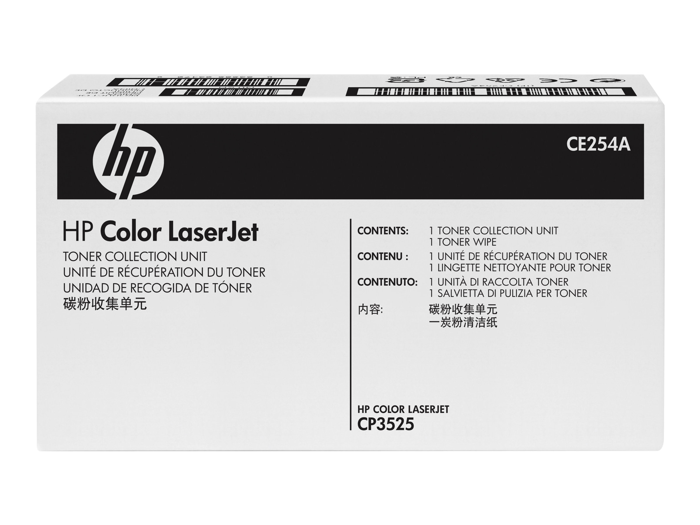 HP - toner collection coil