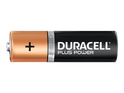 Piles & Chargeurs Duracell Plus Power MN1500 batterie - 4 x type AA - Alcaline