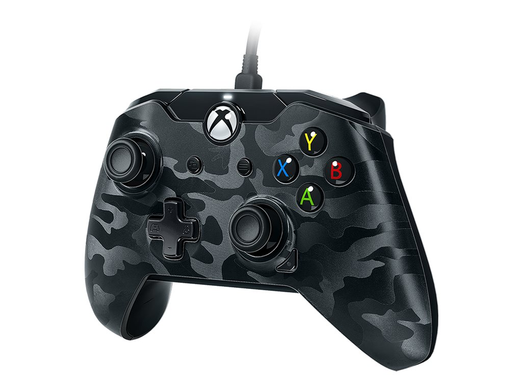 PDP Wired Controller - gamepad - wired - 048-082-NA-CM00 ...
