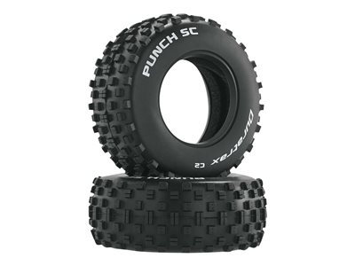 - Short Course Punch SC Unmounted Tire