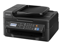 Epson WorkForce WF-2630WF - Multifunction printer - colour - ink-jet - A4/Legal (media) - up to 34 ppm (printing) - 100 sheets - 33.6 Kbps - USB 2.0, Wi-Fi(n) ** End-User £10 CASHBACK - Offer Available From 19th January 2017 - 31st March 2017 redeemable via  www.epson.co.uk/printercashback or www.epson.ie/printercashback **
