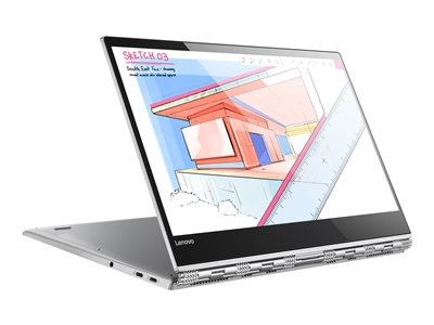Lenovo Yoga 920-13IKB Glass 13.9' I5-8250U 8GB 256GB Intel UHD Graphics 620 Windows 10 Home 64-bit