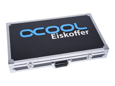Alphacool Eiskoffer Professional Liquid cooling system tubes bending and measuring tool kit