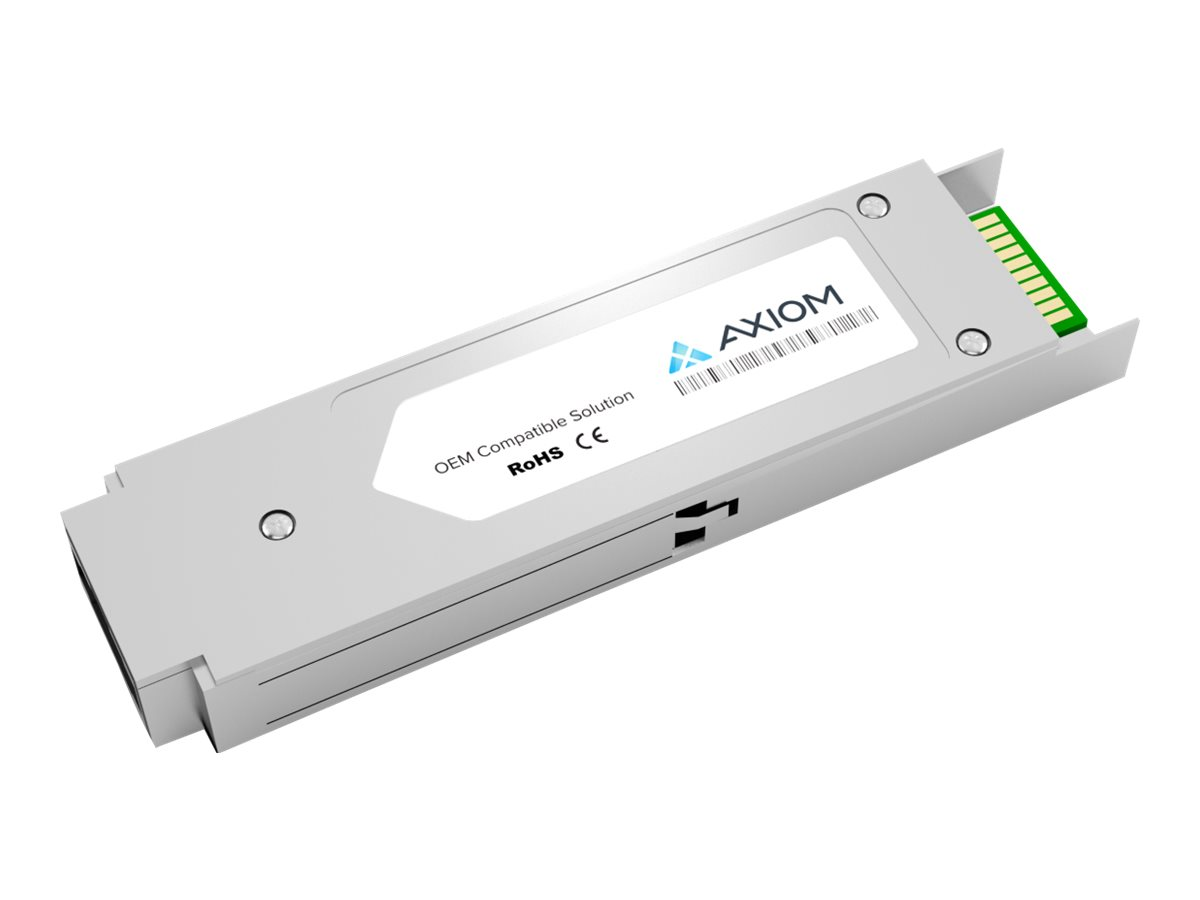Axiom Juniper EX-XFP-10GE-ER Compatible - XFP transceiver module - 10 GigE - TAA Compliant