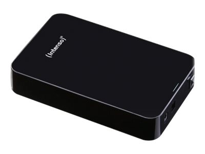 Intenso Memory Center - Festplatte - 1 TB - extern (Stationär) - 8.9 cm (3.5