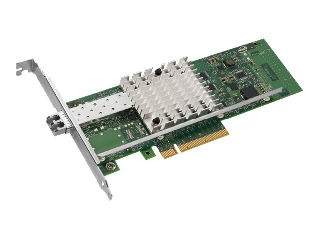 Intel Ethernet Converged Network Adapter X520-SR1 - Netzwerkadapter - PCIe 2.0 x8 Low Profile - 10GBase-SR