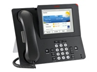 Avaya one-X Deskphone Edition 9670G - VoIP phone - H.323 - charcoal grey