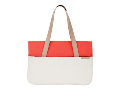 STM Grace Notebook carrying shoulder bag 13INCH Dove, coral