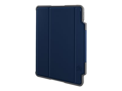 STM dux plus Flip cover for tablet polycarbonate, thermoplastic polyurethane (TPU)