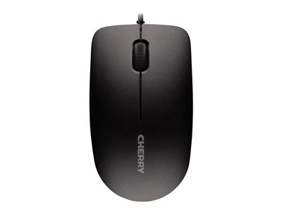 CHERRY MC 1000 Mouse right and left-handed optical 3 buttons wired USB black