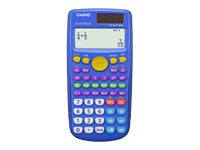 Casio FX-55PLUS Scientific calculator 10 digits + 2 exponents solar pane