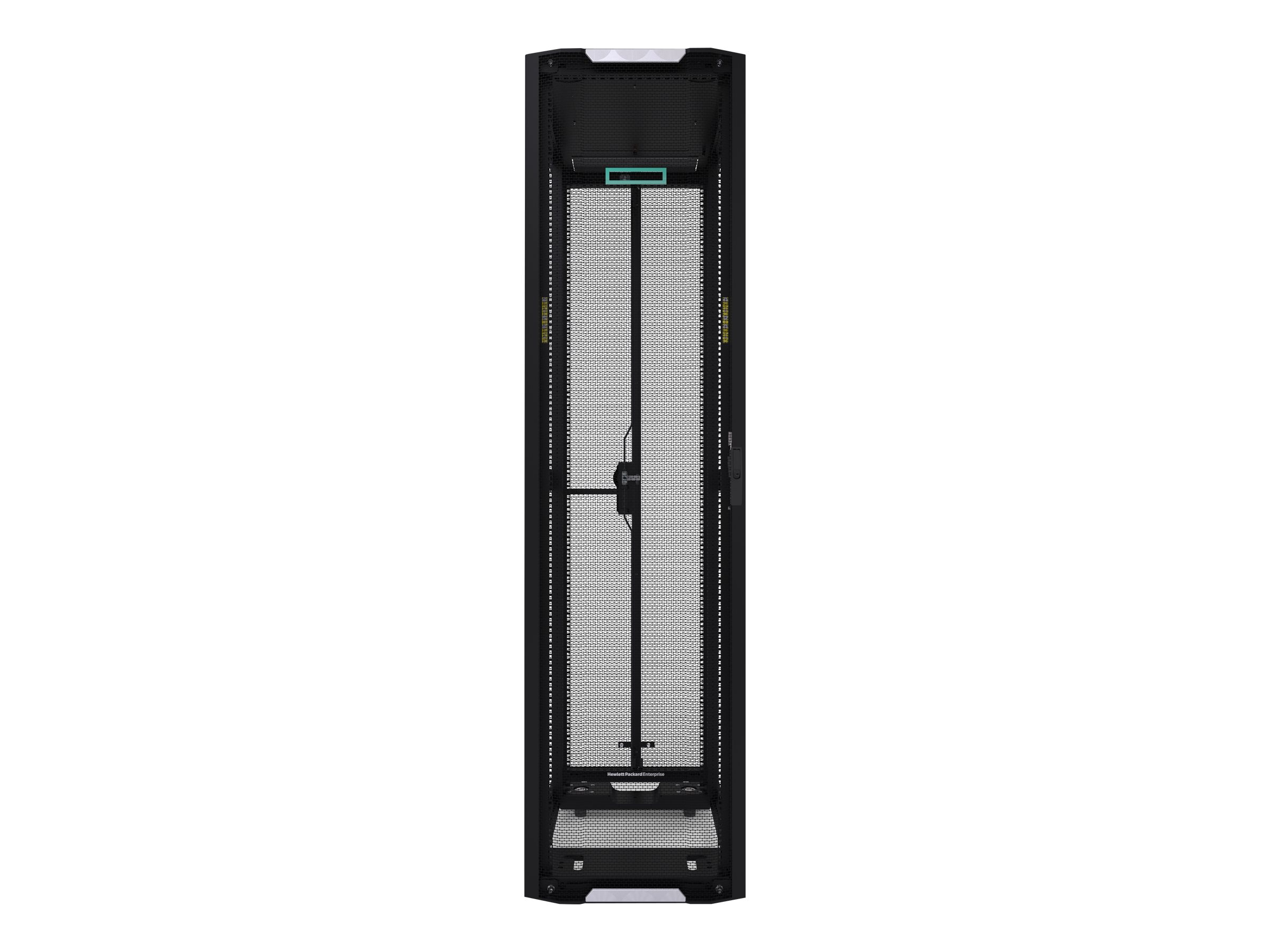 HPE 600mm x 1075mm G2 Enterprise Shock Rack - rack - 48U