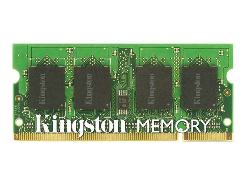 Kingston - DDR2 - 2 GB - SO DIMM 200-PIN - 800 MHz / PC2-6400 - CL6