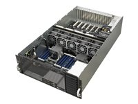 ASUS ESC8000 G4/10G Server rack-mountable 4U 2-way no CPU RAM 0 GB SATA/PCI Express