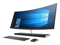 HP ENVY Curved 34-b110 All-in-one 1 x Core i7 8700T / 2.4 GHz RAM 16 GB SSD 256 GB