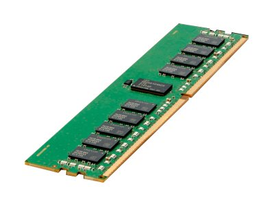 HPE - DDR4 - 8 GB - DIMM 288-PIN - 2400 MHz / PC4-19200 - CL17