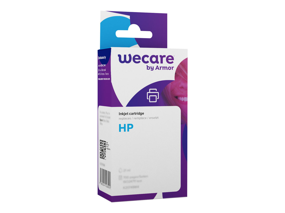 HP 57, HP C6657A - compatible Wecare K20116W4 - couleur