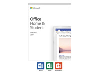 Picture of Microsoft Office Home and Student 2019 - box pack - 1 PC/Mac (79G-05033)