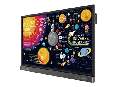 BenQ RP7502 75INCH Diagonal Class LED display interactive with touchscreen (multi touch)