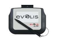 Evolis Signature 100 Signature terminal w/ LCD display 1.9 x 3.7 in wired USB