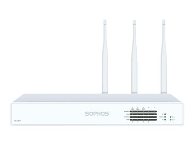 Sophos XG 135w Rev 3 security appliance with 3 years TotalProtect Plus GigE Wi-Fi