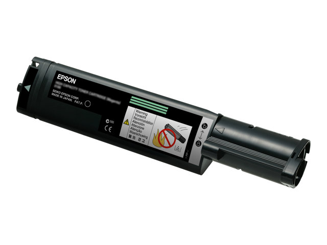 Image of Epson 0190 - high capacity - black - original - toner cartridge