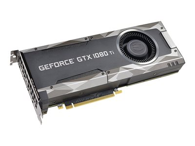EVGA GeForce GTX 1080 Ti GAMING - graphics card - GF GTX 1080 Ti - 11 GB