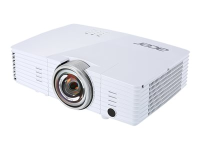 Acer S1385WHne DLP projector UHP portable 3D 3200 lumens WXGA (1280 x 800) 16:10