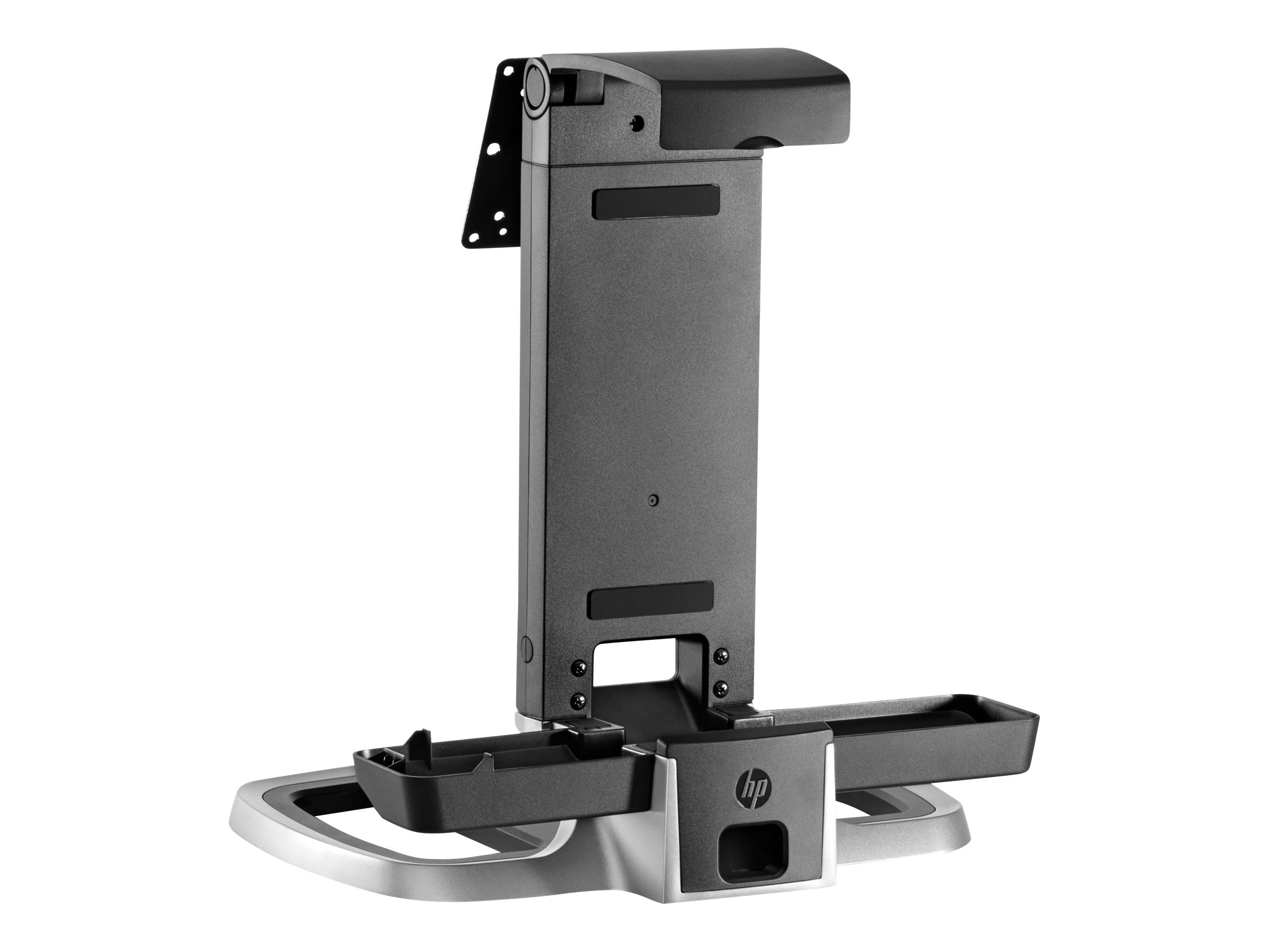 HP Integrated Work Center Stand for Small Form Factor v3 monitor/desktop stand