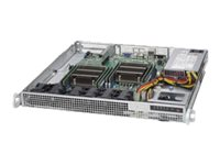 Supermicro SuperServer 6018R-MD Server rack-mountable 1U 2-way RAM 0 MB no HDD