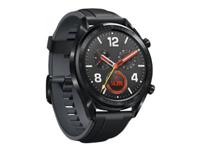 Hua Watch GT bk | Huawei Watch GT Graphite Black