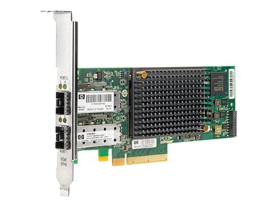 HPE TDSourcing NC550SFP - network adapter - PCIe 2.0 x8 - 2 ports
