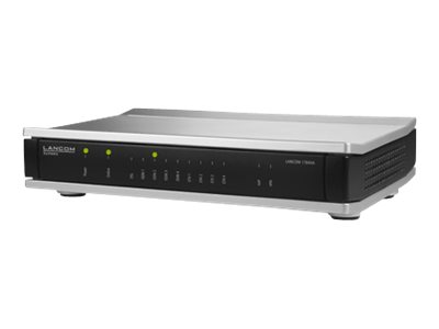 LANCOM 1784VA - Router - ISDN/DSL - 4-Port-Switch - GigE - VoIP-Telefonadapter