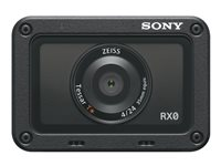 Sony RX0 Action camera mountable 4K 15.3 MP Carl Zeiss Wi-Fi, Bluetooth