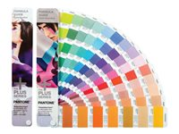 Pantone The Plus Series FORMULA GUIDES Solid Coated and Solid Uncoated