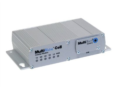 Multi-Tech MultiModem Cell MTCBA-G2-ED Wireless cellular modem RS-232 85.6 Kbps