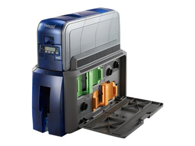 Datacard SD460 Plastic card printer color Duplex dye sublimation/thermal resin