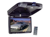 PYLE PLRD92 DVD player with LCD monitor and digital player display 9 in